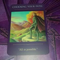 So many paths are there to choose from. The question is what is the destination you desire?