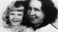 Janis Joplin with her mother, Dorothy