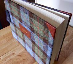 Harris Tweed - Macleod - Photo Album (Extra Large) 42 x 35cm