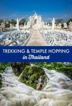 Thailand hiking, temples, and outdoor adventures. Thailand travel inspiration and the best ways to mix culture and adventure on your Thailand vacation.: