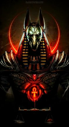 Egyptian Eye Tattoos, Egyptian Tattoo Sleeve, Egypt Tattoo, Ancient Egyptian Deities, Ancient Egypt Art, Egyptian Art, Dark Tattoos For Men, Anubis Drawing, Africa Tattoos