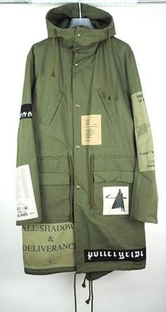 RAF SIMONS FALL WINTER 2005 2006 | bought: Guerilla Store Warsaw | 2008