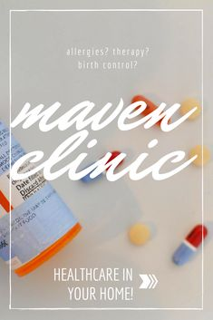it's so hard to sneak away to get to the doctor or therapist. Maven Clinic is here to help by offering health care in your home! use promo code DESIVIP for your first visit free.