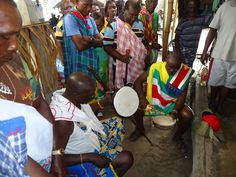 libation by traditional leaders