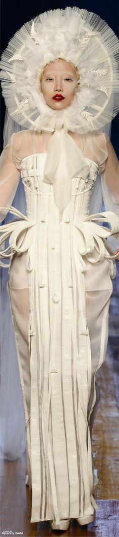 Jean Paul Gaultier Fall 2016 Couture