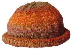 roll brim hat pattern