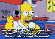 """50 """"Simpsons"""" One-Liners Guaranteed To Make You Laugh Every Time Simpsons Quotes, The Simpsons, Homer Simpson Quotes, Goat Cartoon, Simpsons Characters, Funny Memes, Hilarious, Very Clever, Make Money Writing"""