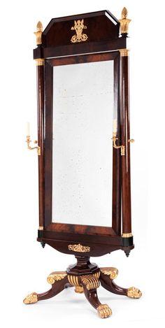 Fine Art Auctions, Art Moderne, Ivoire, Home Organization, Mirrors, Sculptures, Vanity, Architecture, Frame