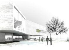 Arquitecturia | Nueva biblioteca en Caldes de Malavella | HIC Arquitectura