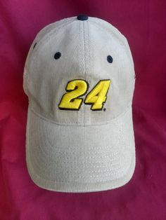 Jeff Gordon Flex Fit Hat by Chase Authentics