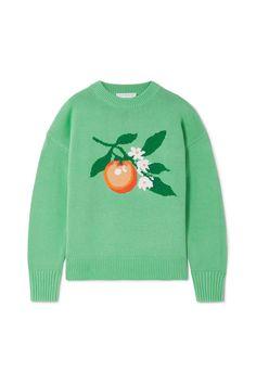 Men's Fashion Brands, Fall Fashion Trends, Fall Trends, Women's Fashion, Casablanca, Cotton Slip, Pink Suit, Cotton Sweater, Sweater Hoodie