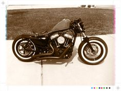 Yo Nadz' Custom Forty Eight build thread... - Harley Davidson Forums