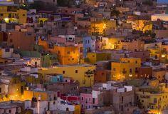 Guanajuato lleno de color!