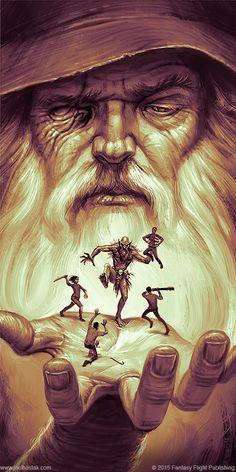Thor, Norse Pagan, Norse Mythology, Fantasy Wizard, Fantasy Art, Wizard Drawings, Mago Tattoo, Art Viking, Wizard Tattoo