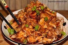 crockpot-honey garlic