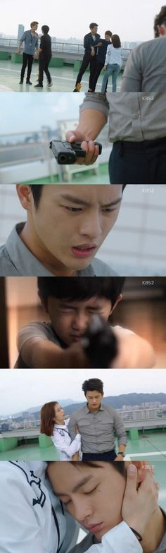 [Spoiler] 'Remember You' Seo In-guk faints recovering his childhood memory @ HanCinema :: The Korean Movie and Drama Database