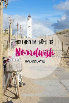 Tipps für ein Wochenende im Frühling in Holland mit Kind und Hund - vom Meer in Noordwijk und Tulpen im Keukenhof. | Von Köln aus in nur 3 Autostunden erreichbar, ist Noordwijk perfekt für einen Wochenendtrip.