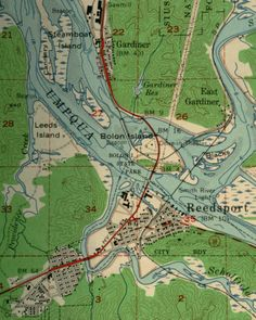 Map - Reedsport, OR Southern Oregon Coast, City Photo, Fishing, Map, Beautiful, Location Map, Maps, Peaches, Pisces