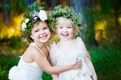 Fairy Princesses - As featured on Polka Dot Bride Wedding Flowers, Wedding Day, Wedding Dresses, Green Wedding, Girl Photography, Wedding Photography, Photography Flowers, Happy Flowers, Fairy Princesses