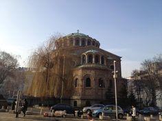 """St. Nedelya Church - Sofia, Bulgaria   """"Света Неделя"""" Sveta Nedelya"""