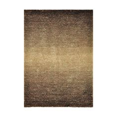 The gradient design is sure to add distinctive style to any room. The faded hues blend from one to another in this rug, adding a sense of drama.  Find the Ombre Rug in Coffee Bean, as seen in the Vintage Americana Collection at http://dotandbo.com/collections/vintage-americana-1?utm_source=pinterest&utm_medium=organic&db_sku=LOI0052-3656