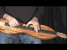 ▶ Bob Magowan Mountain Dulcimer Alternating Bass Demo by Stephen Seifert - YouTube