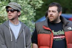 Simon Pegg & Nick Frost in The Worlds End