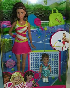 Barbie Tennis Coach (2016)