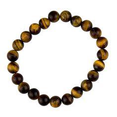 Armband Tigerauge Beads 8mm Energiearmband Heilstein Stein Perlen Powerarmband in Sammeln & Seltenes, Mineralien & Fossilien, Heilsteine | eBay