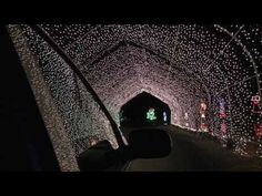 Get excited for @Shady Brook Farm's Holiday Light Show with this great video...experience the magic from the comfort of your own car!