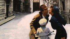 "Roberto Benigni in one of my favorite movies: LA VITA E BELLA. ""I put my everything into this film."" -Roberto Benigni"