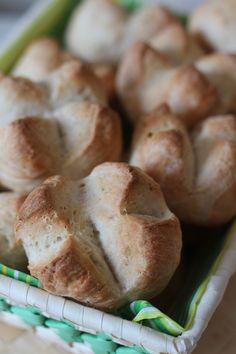 Bajkorada: Szybkie bułeczki śniadaniowe
