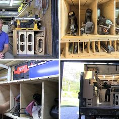 We are back with Ron Paulk on the design of his amazing Mobile Woodshop! In Part 1, Ron discussed how he began the design by figuring out where the large, fixed items would go. Here in Part 2, he reveals how he began filling out the rest of design. He...