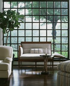 Stephen Knollenberg, My Luxury Home, windows