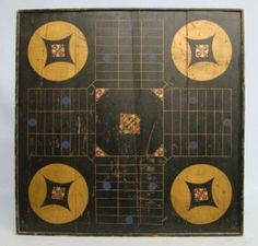 19th Century Gameboard