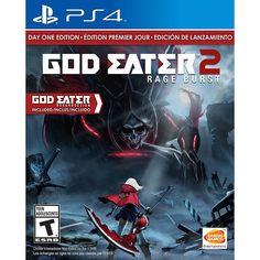 Namco God Eater 2 Rage Burst D1 - PlayStation 4