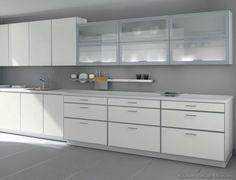 Glass Kitchen Cabinet Doors Modern Glass Front Cabinet Door Lowes ...