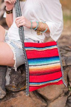 Beach Day Boho Bags by Three Bird Nest | Bohemian Clothing