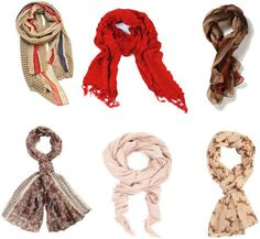 Accessory Essentials: 18 Stylish Scarves for Every Season