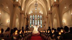 チャペル|大阪心斎橋の教会ウェディング・結婚式場 - 大阪セントバース教会