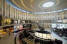 United Arab Emirates-Dubai-The Dubai Mall -world's greatest shopping mall- Fashion Avenue
