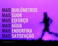 Acorda pra correr!