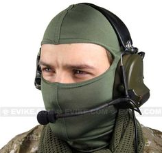 Matrix / Element Military Grade Tactical Communications Headset (Type C)  