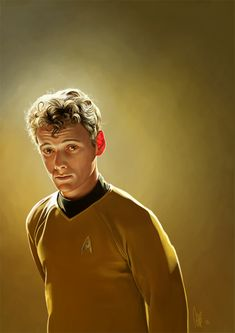 Pavel Chekov - I can do that by ~ tillieke