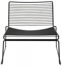 HAY Hee Lounge chair - zwart