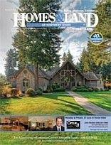 New Issue: Homes & Land of Northern Idaho #homesandlandmagazine