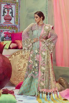 a80f9c67ef Crimson Wedding Dresses For Girls, Bridal Wedding Dresses, Girls Dresses,  Pakistani Dresses,