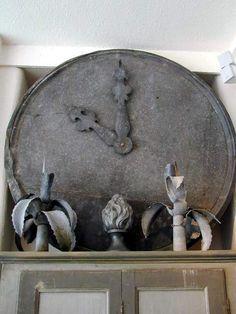 zinc clock
