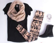 Comfy-cute Deb Shops #ootd