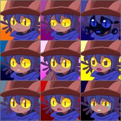 One Shot Niko Expression